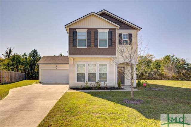 11 Oak Grove Court, Port Wentworth, GA 31407 (MLS #216203) :: RE/MAX All American Realty
