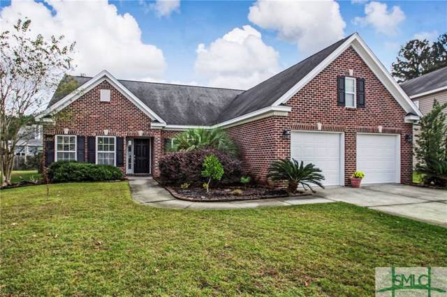311 Grasslands Drive, Pooler, GA 31322 (MLS #216204) :: Teresa Cowart Team