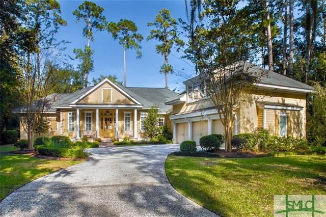 11 Daybreak Lane, Savannah, GA 31411 (MLS #216205) :: Liza DiMarco