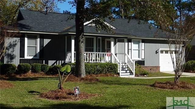 108 Stockbridge Drive, Savannah, GA 31419 (MLS #216217) :: Liza DiMarco