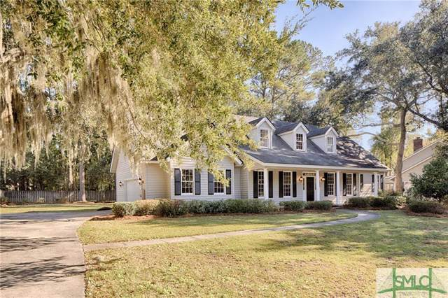 132 Radick Drive, Savannah, GA 31406 (MLS #216218) :: McIntosh Realty Team
