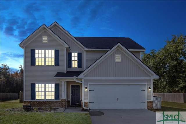 395 NE Highland Pony Way, Ludowici, GA 31316 (MLS #216223) :: Teresa Cowart Team