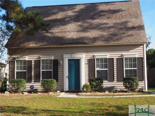 114 Turnbuckle Court, Savannah, GA 31410 (MLS #216227) :: The Arlow Real Estate Group