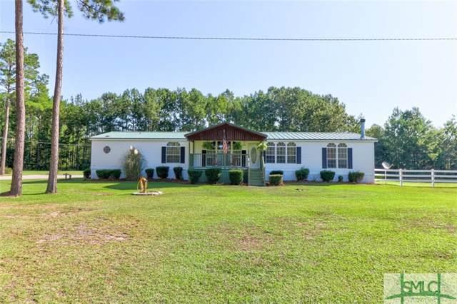 979 Low Ground Road, Guyton, GA 31312 (MLS #216229) :: Level Ten Real Estate Group
