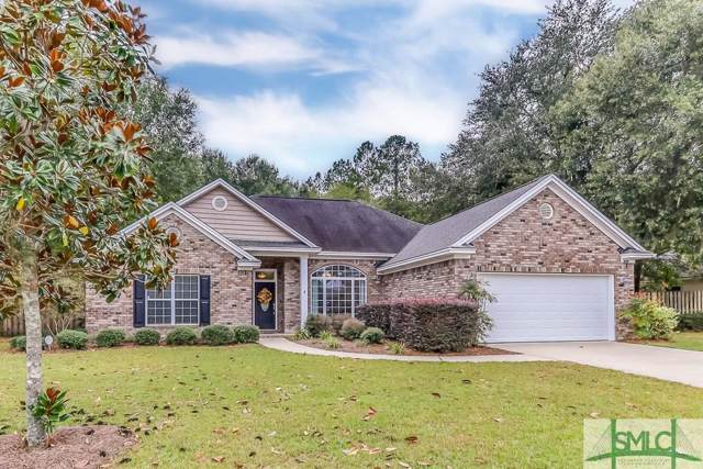 620 Ballaststone Circle, Bloomingdale, GA 31302 (MLS #216231) :: RE/MAX All American Realty