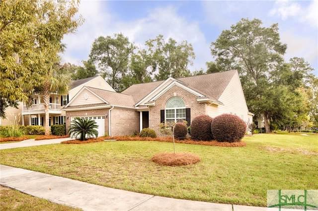 11 Verona Lane, Savannah, GA 31419 (MLS #216235) :: Liza DiMarco