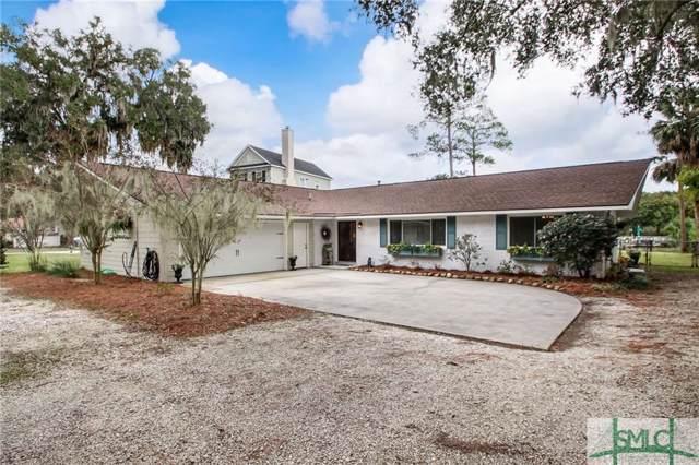 355 Island Road, Savannah, GA 31406 (MLS #216237) :: The Arlow Real Estate Group