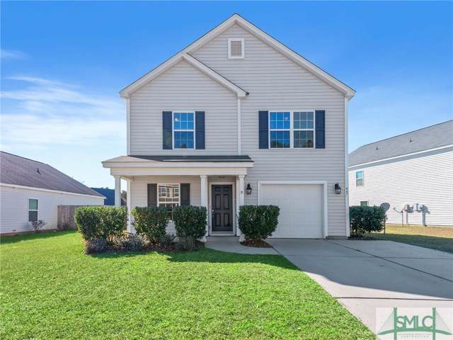 447 Lions Den Drive, Pooler, GA 31322 (MLS #216238) :: The Arlow Real Estate Group