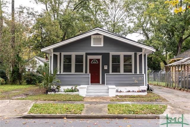 1232 E 42nd Street, Savannah, GA 31404 (MLS #216243) :: Level Ten Real Estate Group