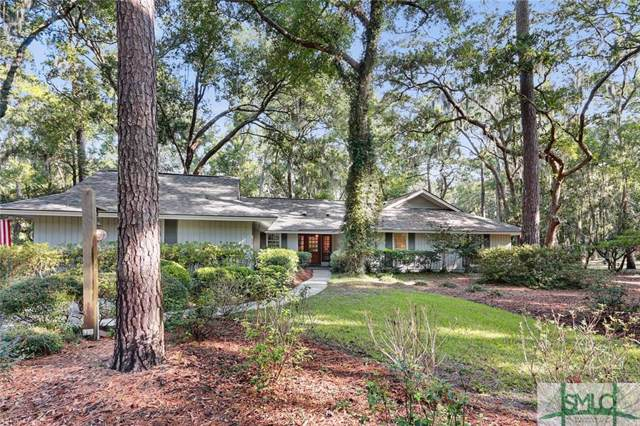 111 Mercer Road, Savannah, GA 31411 (MLS #216244) :: Liza DiMarco