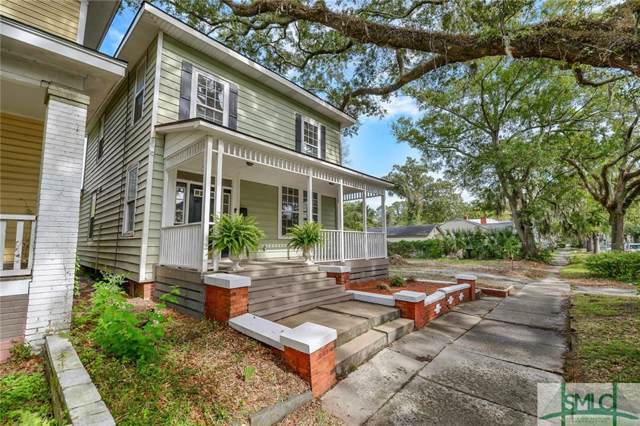 734 E 37th Street, Savannah, GA 31401 (MLS #216247) :: The Arlow Real Estate Group