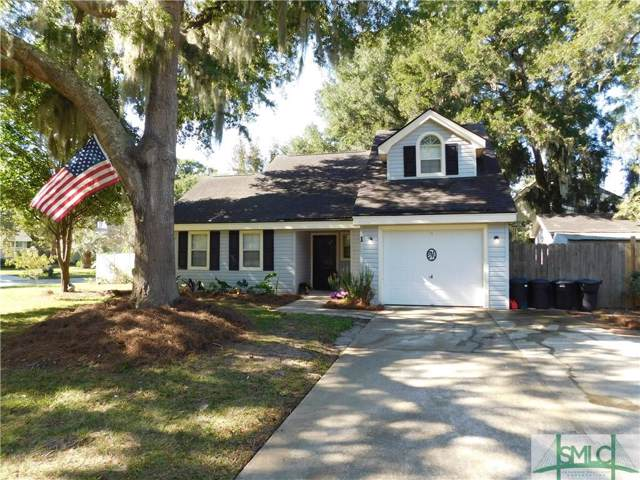 1 Oemler Court W, Savannah, GA 31410 (MLS #216261) :: The Randy Bocook Real Estate Team