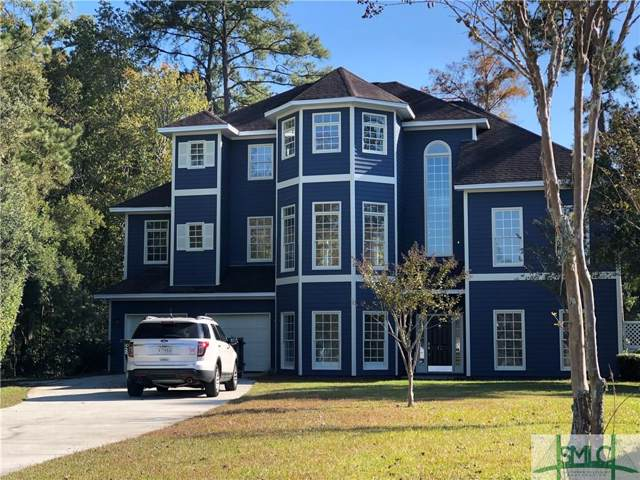 12 Amberwood Circle, Savannah, GA 31405 (MLS #216264) :: The Sheila Doney Team