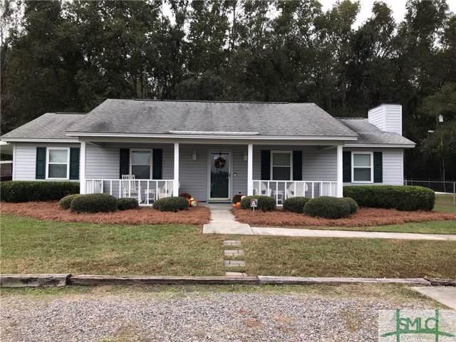331 Buckhalter Road, Savannah, GA 31405 (MLS #216268) :: Coastal Savannah Homes