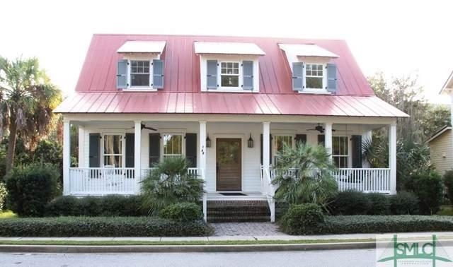 149 Yellow Bluff Drive, Midway, GA 31320 (MLS #216270) :: Liza DiMarco