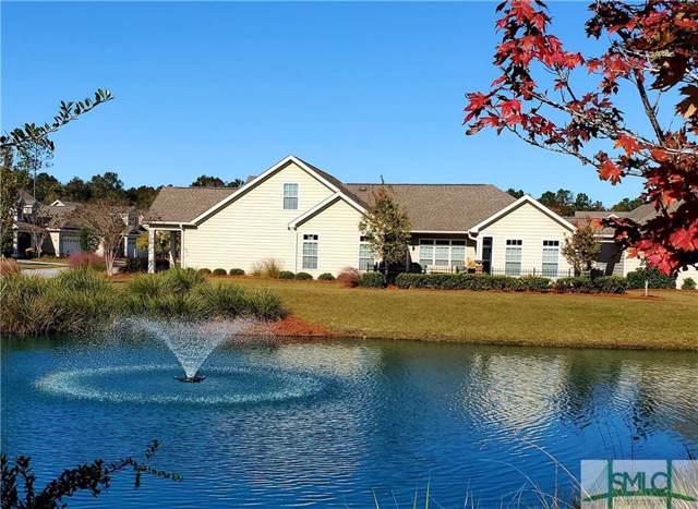 259 Kingfisher Circle, Pooler, GA 31322 (MLS #216271) :: Coastal Savannah Homes