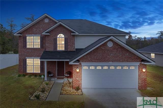 178 Grandview Drive, Hinesville, GA 31313 (MLS #216272) :: The Randy Bocook Real Estate Team