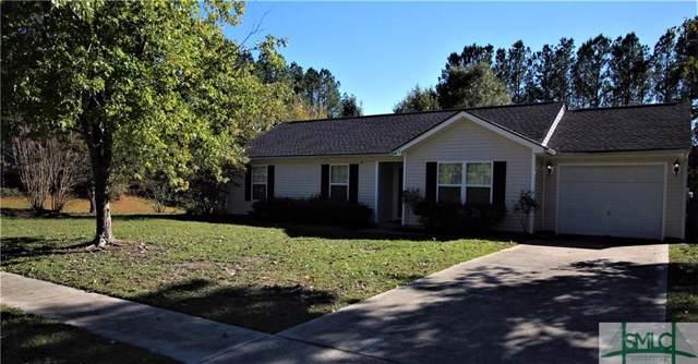 463 Shadowbrook Circle, Springfield, GA 31329 (MLS #216274) :: Coastal Savannah Homes