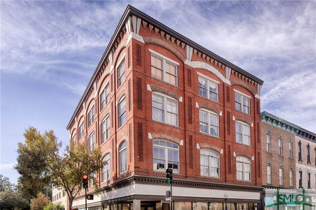 101 Barnard Street #301, Savannah, GA 31401 (MLS #216283) :: McIntosh Realty Team