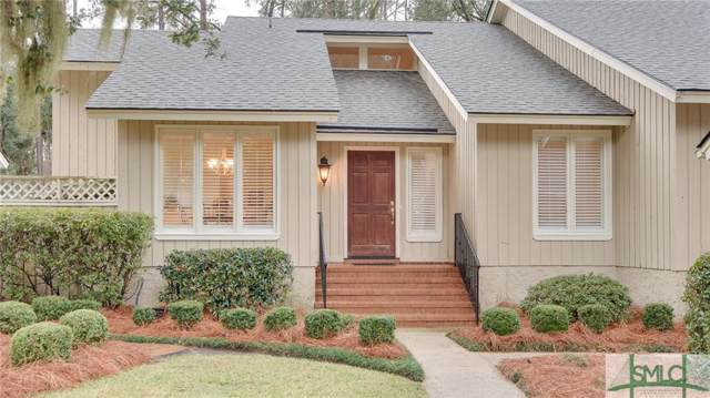 10 Topsail Court, Savannah, GA 31411 (MLS #216285) :: Robin Lance Realty
