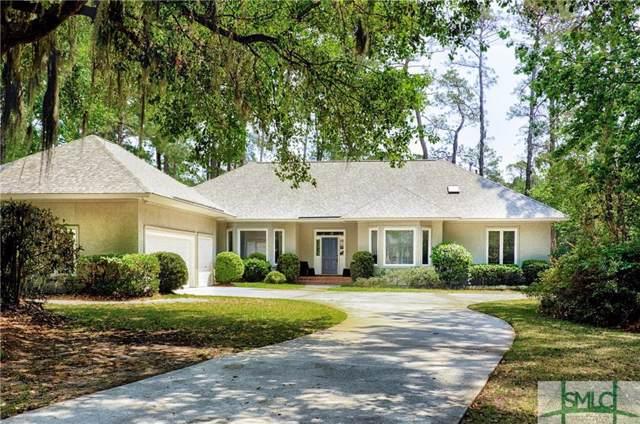 5 Pepper Bush Circle, Savannah, GA 31411 (MLS #216287) :: Coastal Savannah Homes