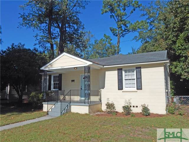 504 E 66th Street, Savannah, GA 31405 (MLS #216288) :: The Randy Bocook Real Estate Team