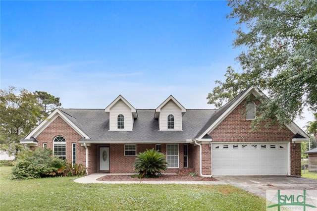 1106 Cheryl Street, Savannah, GA 31410 (MLS #216290) :: Bocook Realty