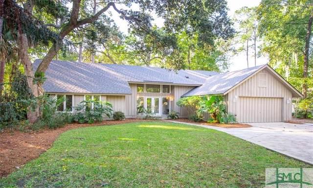 114 Wickersham Drive, Savannah, GA 31411 (MLS #216295) :: Coastal Savannah Homes