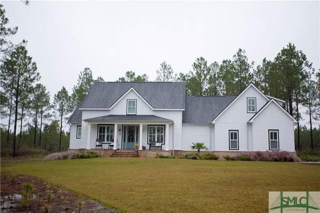 112 Hinterland Trail, Statesboro, GA 30458 (MLS #216300) :: Teresa Cowart Team