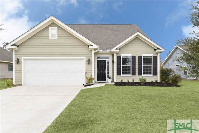 10 Belle Gate Court, Pooler, GA 31322 (MLS #216302) :: The Sheila Doney Team