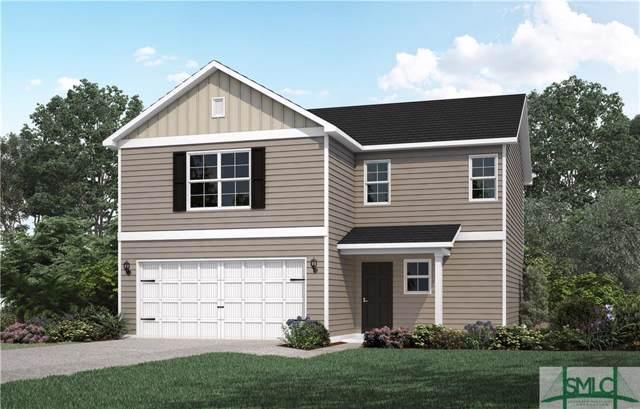 244 Sterling Drive, Rincon, GA 31326 (MLS #216304) :: Coastal Savannah Homes