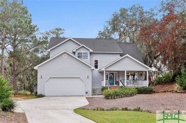 111 Catalina Drive, Tybee Island, GA 31328 (MLS #216307) :: The Arlow Real Estate Group