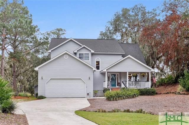 111 Catalina Drive, Tybee Island, GA 31328 (MLS #216307) :: Coastal Savannah Homes