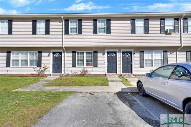 1100 Pineland Avenue 4B, Hinesville, GA 31313 (MLS #216330) :: Level Ten Real Estate Group