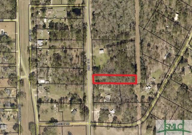 2145 Ga 17 Highway S, Guyton, GA 31312 (MLS #216331) :: Level Ten Real Estate Group
