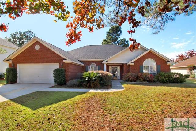 304 Walthour Drive, Rincon, GA 31326 (MLS #216341) :: The Arlow Real Estate Group