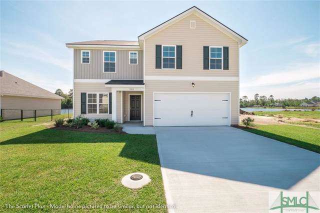 35 Turnberry Court, Rincon, GA 31326 (MLS #216342) :: The Sheila Doney Team