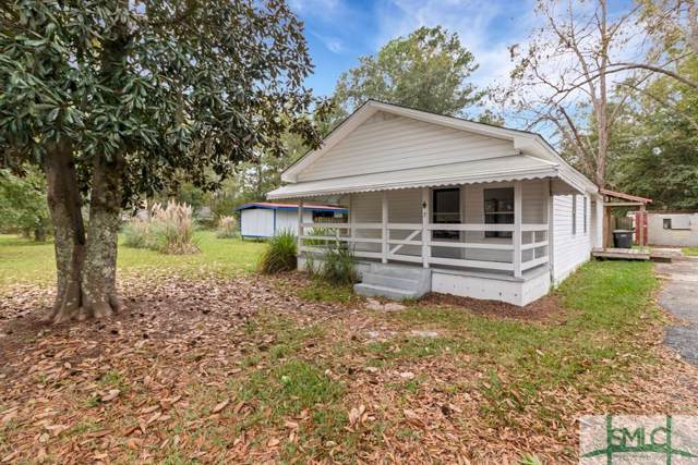 7 Chestnut Street, Bloomingdale, GA 31302 (MLS #216344) :: Keller Williams Coastal Area Partners