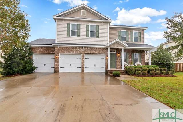 234 Byron Drive, Richmond Hill, GA 31324 (MLS #216349) :: RE/MAX All American Realty