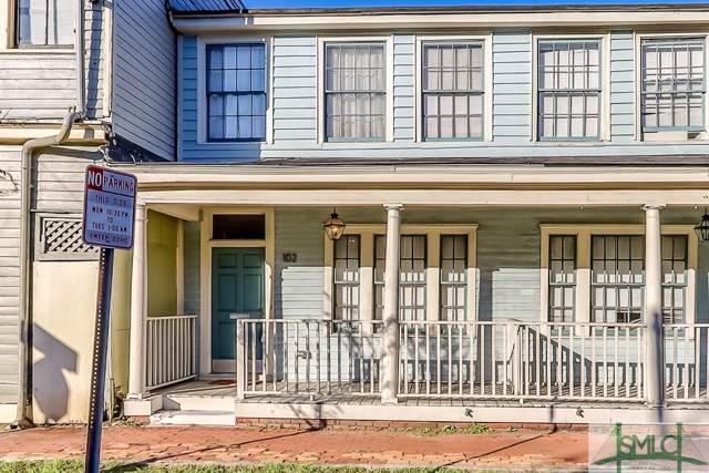 102 E Duffy Street, Savannah, GA 31401 (MLS #216360) :: McIntosh Realty Team