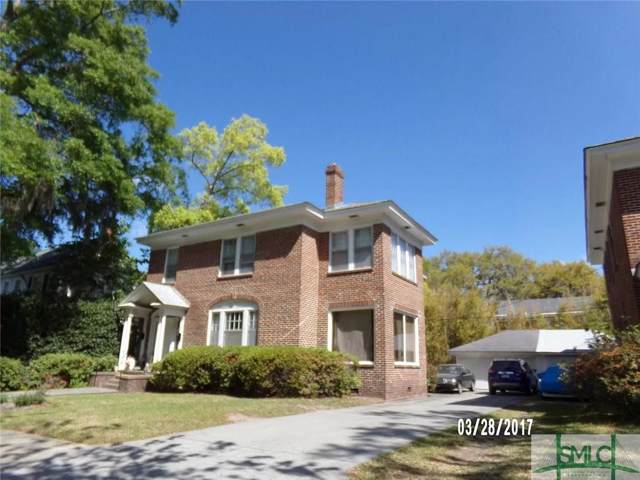 410 E 48th Street, Savannah, GA 31405 (MLS #216371) :: McIntosh Realty Team