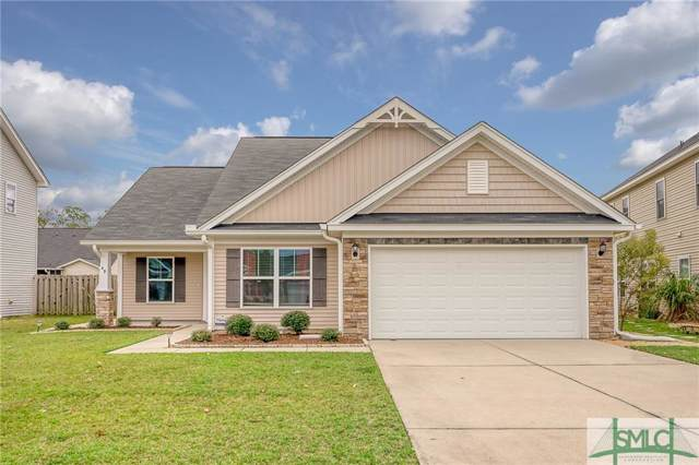 49 Sand Valley Court, Pooler, GA 31322 (MLS #216385) :: The Sheila Doney Team