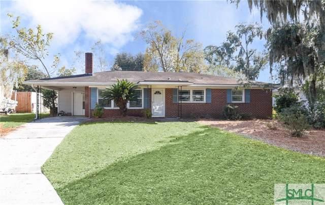 11602 Largo Drive, Savannah, GA 31419 (MLS #216388) :: Robin Lance Realty