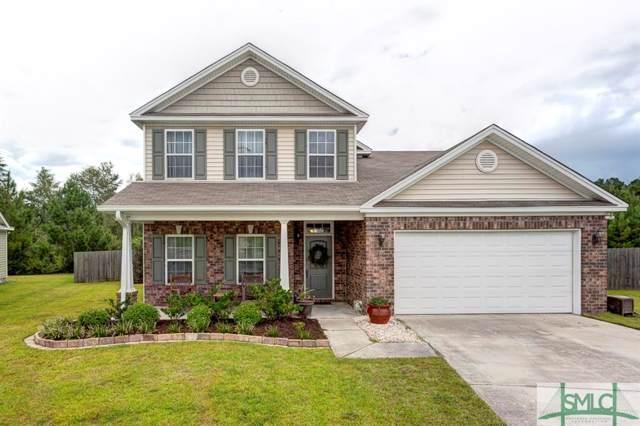 114 Flat Creek Lane, Guyton, GA 31312 (MLS #216391) :: Liza DiMarco