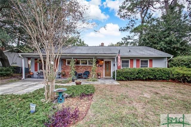 2332 Walz Drive, Savannah, GA 31404 (MLS #216392) :: Level Ten Real Estate Group