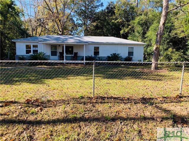 361 Chevis Road, Savannah, GA 31419 (MLS #216394) :: Heather Murphy Real Estate Group