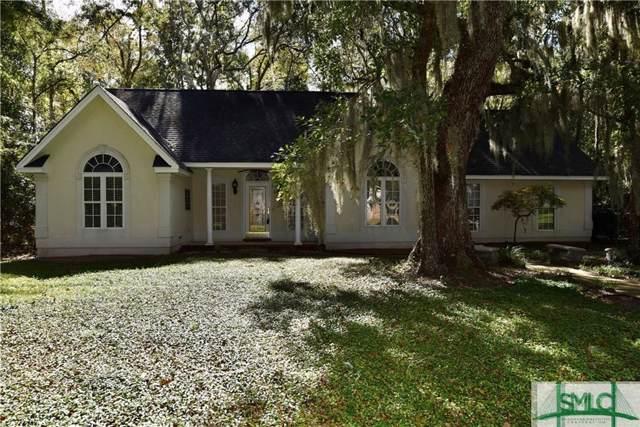 263 Laurenburg Drive, Richmond Hill, GA 31324 (MLS #216395) :: The Arlow Real Estate Group
