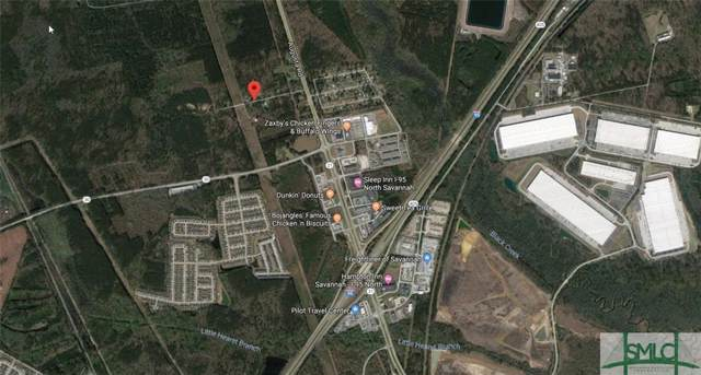 0 Berrien Road, Port Wentworth, GA 31407 (MLS #216399) :: Level Ten Real Estate Group