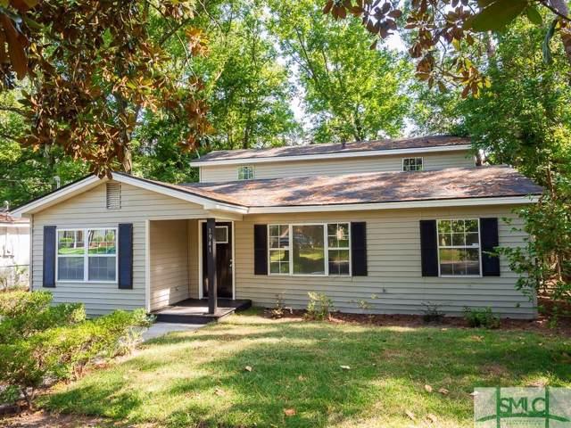 1941 Vassar Street, Savannah, GA 31405 (MLS #216407) :: Level Ten Real Estate Group