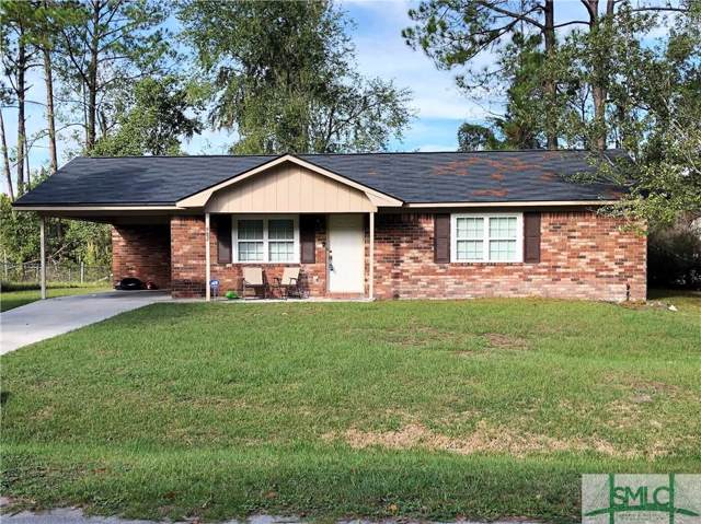 982 White Circle, Hinesville, GA 31313 (MLS #216418) :: Teresa Cowart Team